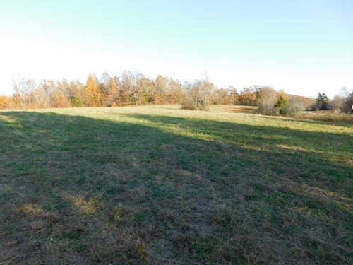 Land Bordering Ozark National Forest Views Pasture For Sale