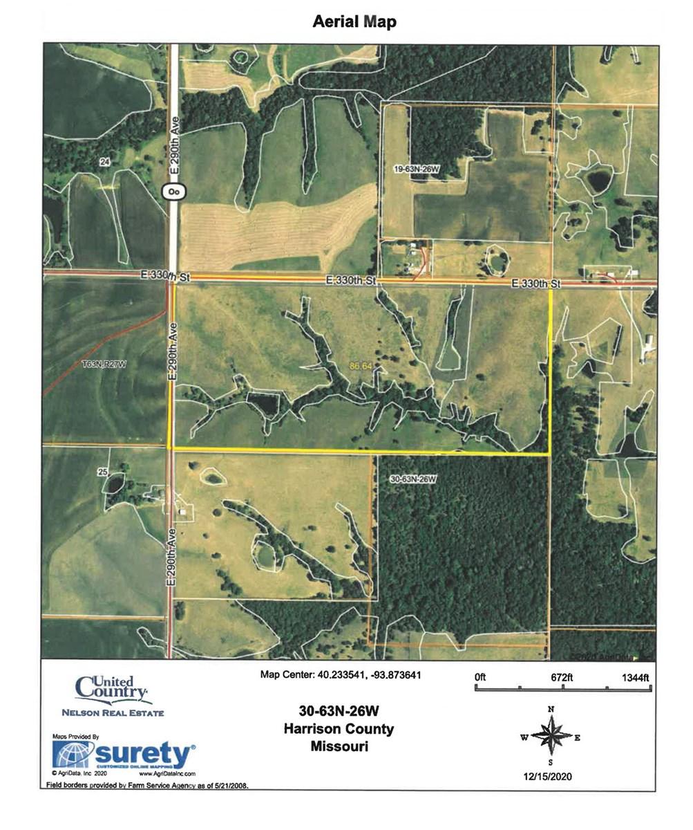 88 Acre m/l Row Crop Farm For Sale