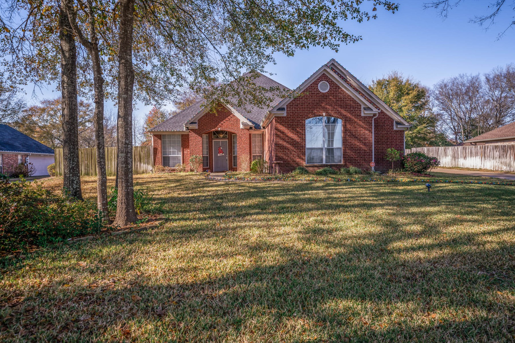 East Texas Home In Town For Sale!