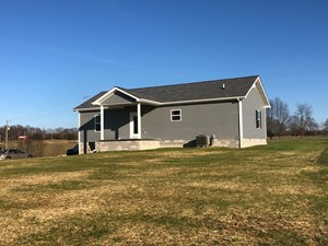PENDING  -  NEW CONSTRUCTION HOME FOR SALE IN ALBANY, KY