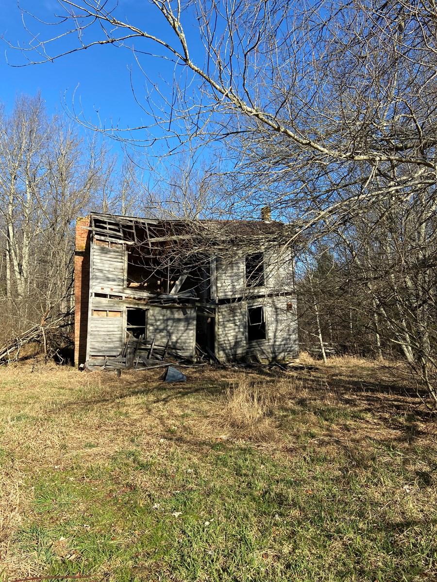 Acreage for Sale in Willis VA