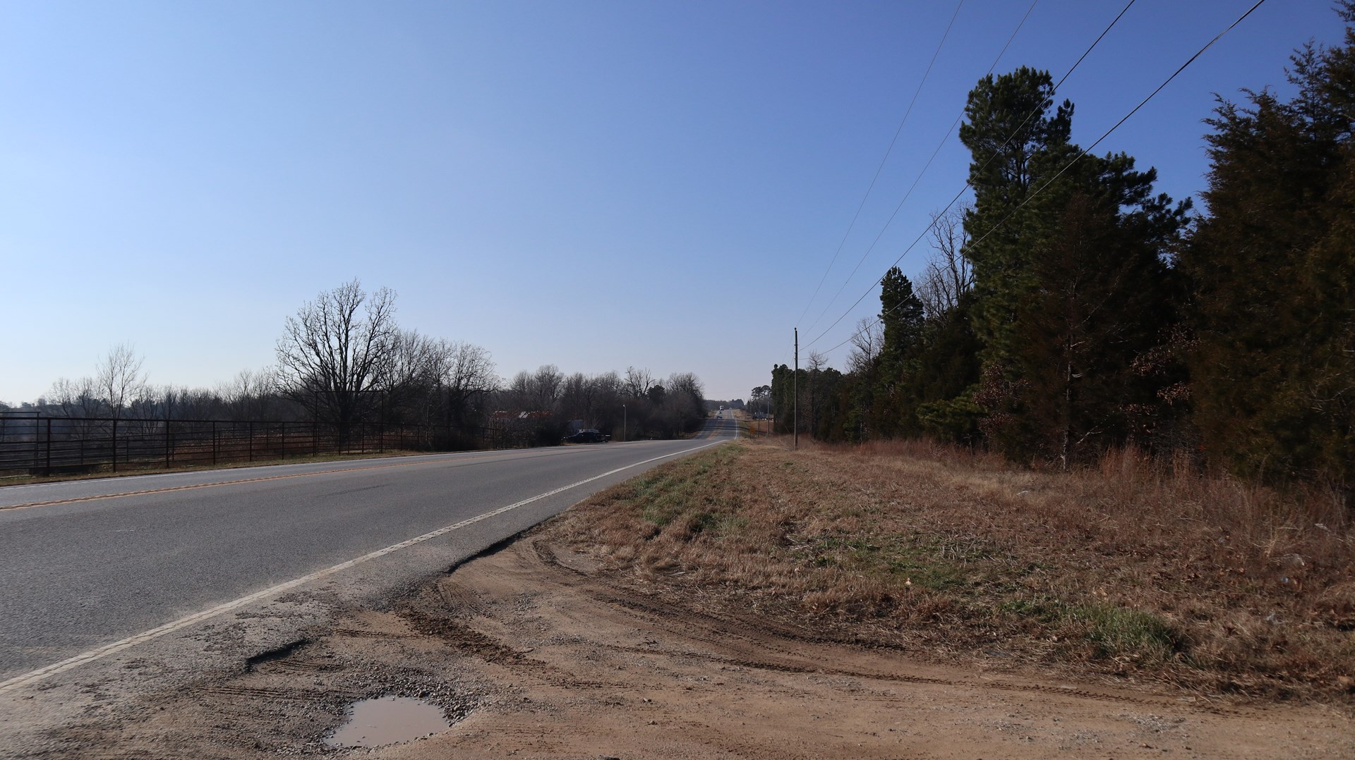 Hwy. Frontage Property for sale in the Ozarks