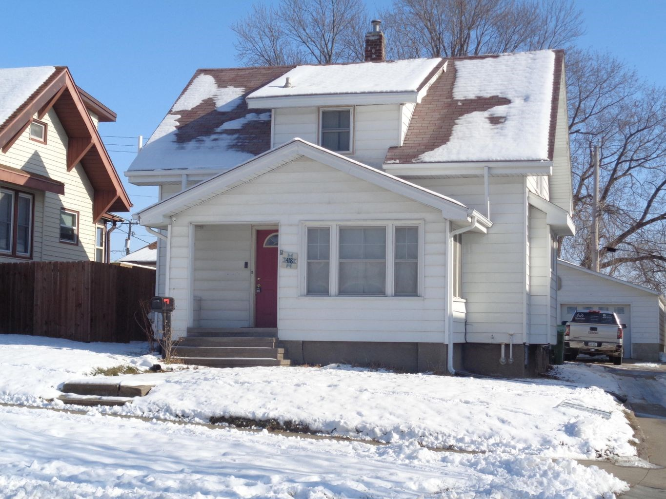 1.5 STORY HOME FOR SALE MISSOURI VALLEY IOWA