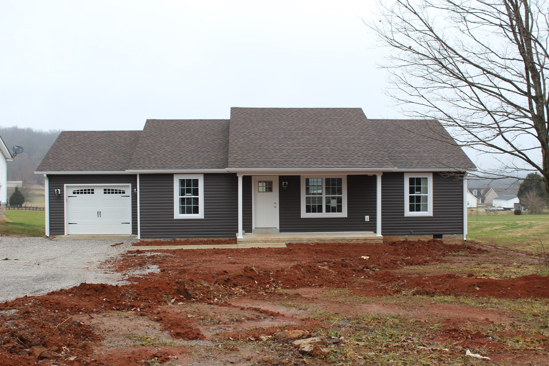 3 Bedroom 2 Bath country home for sale near Bowling Green Ky