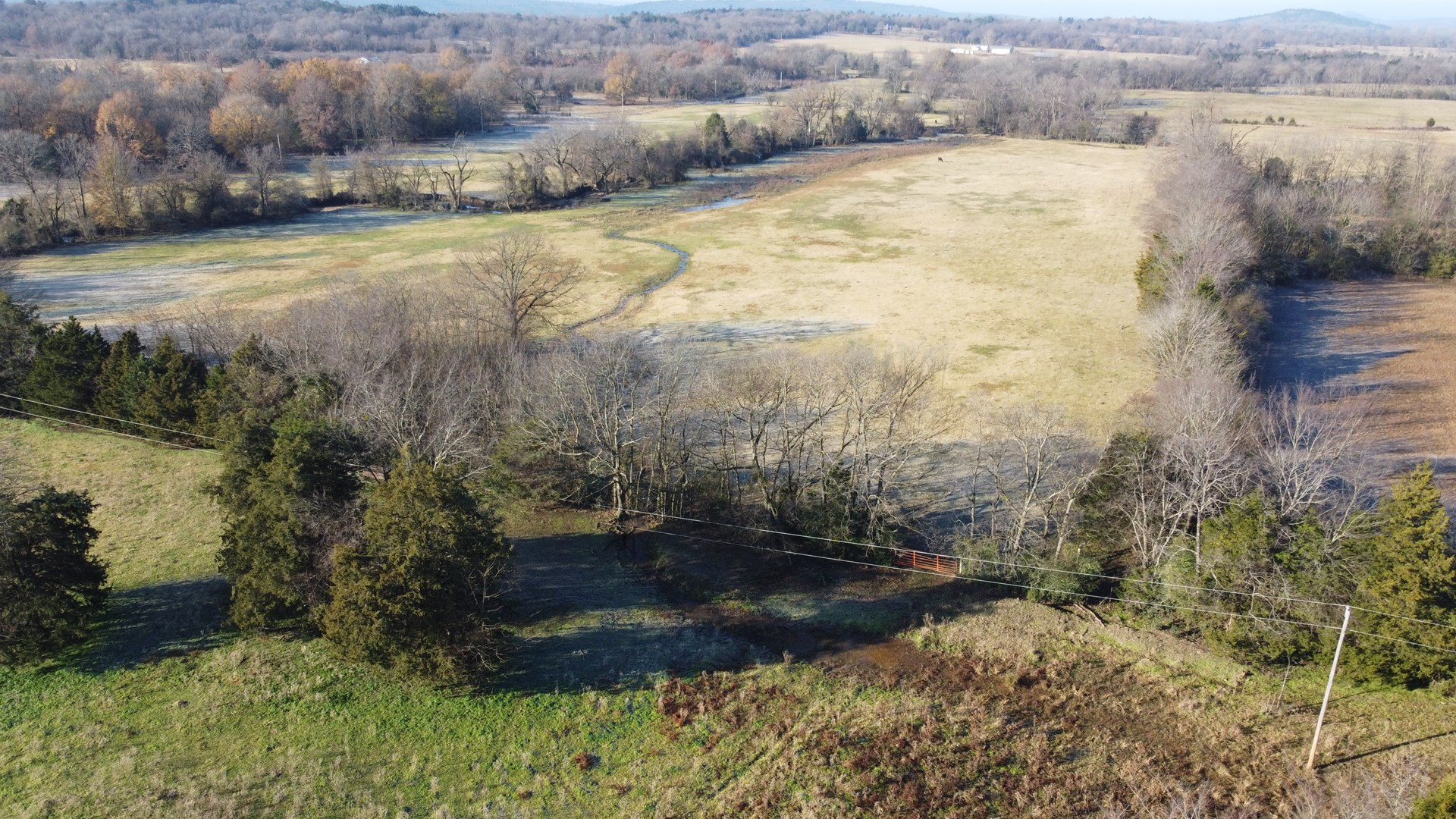 HOBBY FARM AND HOMESITE