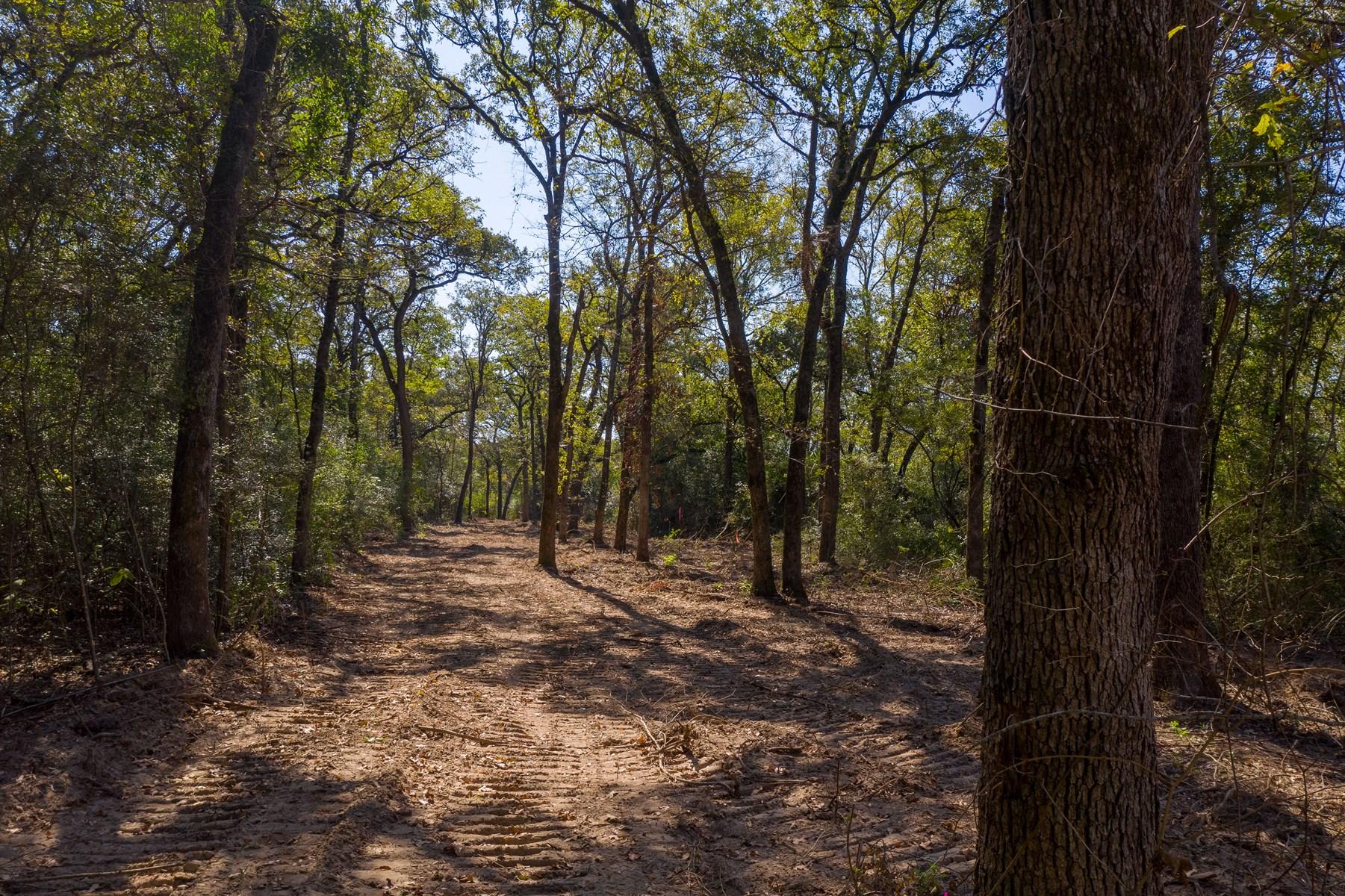 Land For Sale - Marquez, TX - Leon County Texas