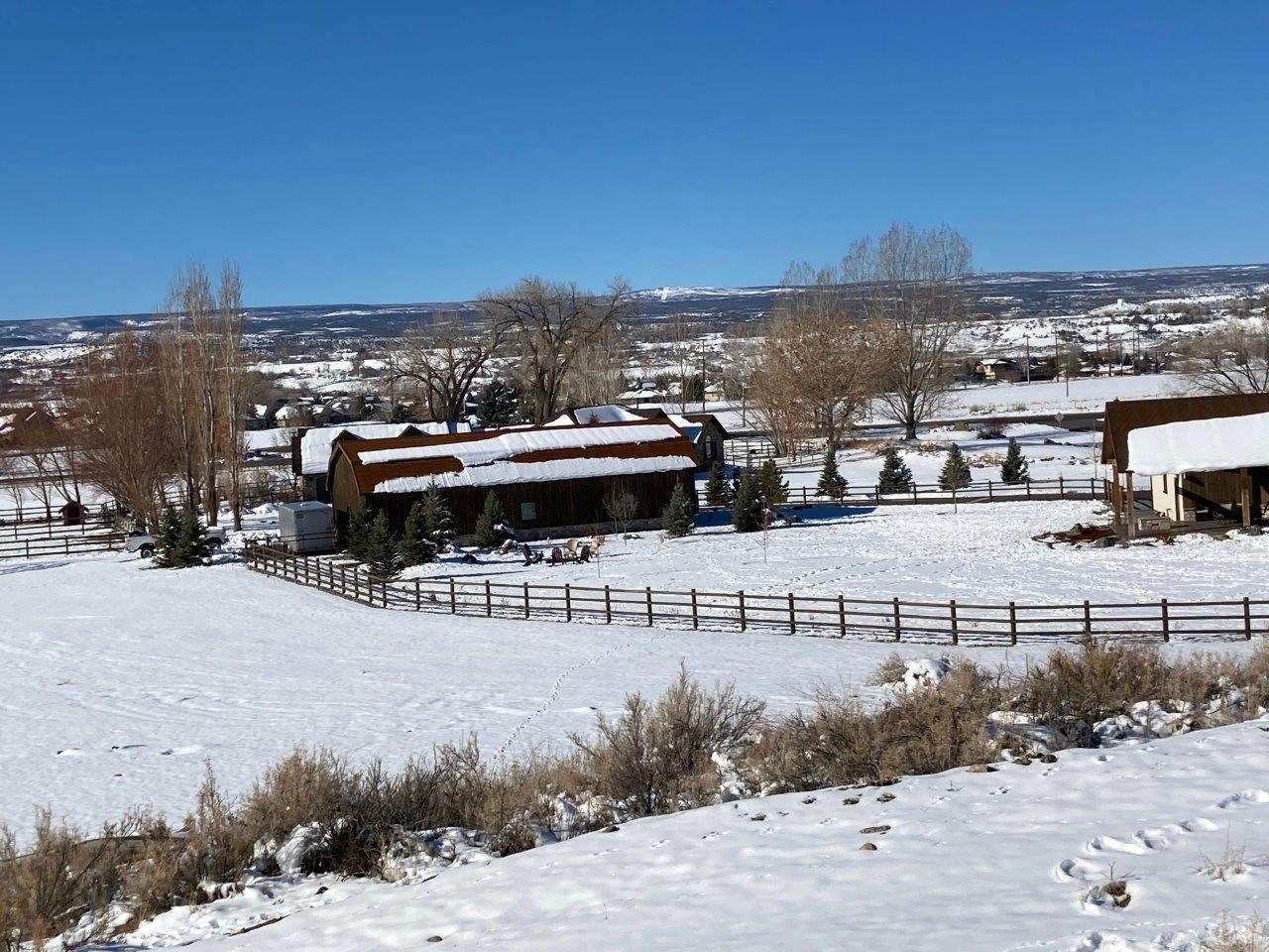 Irrigated Parcel Across From Cobble Creek, Montrose, Co