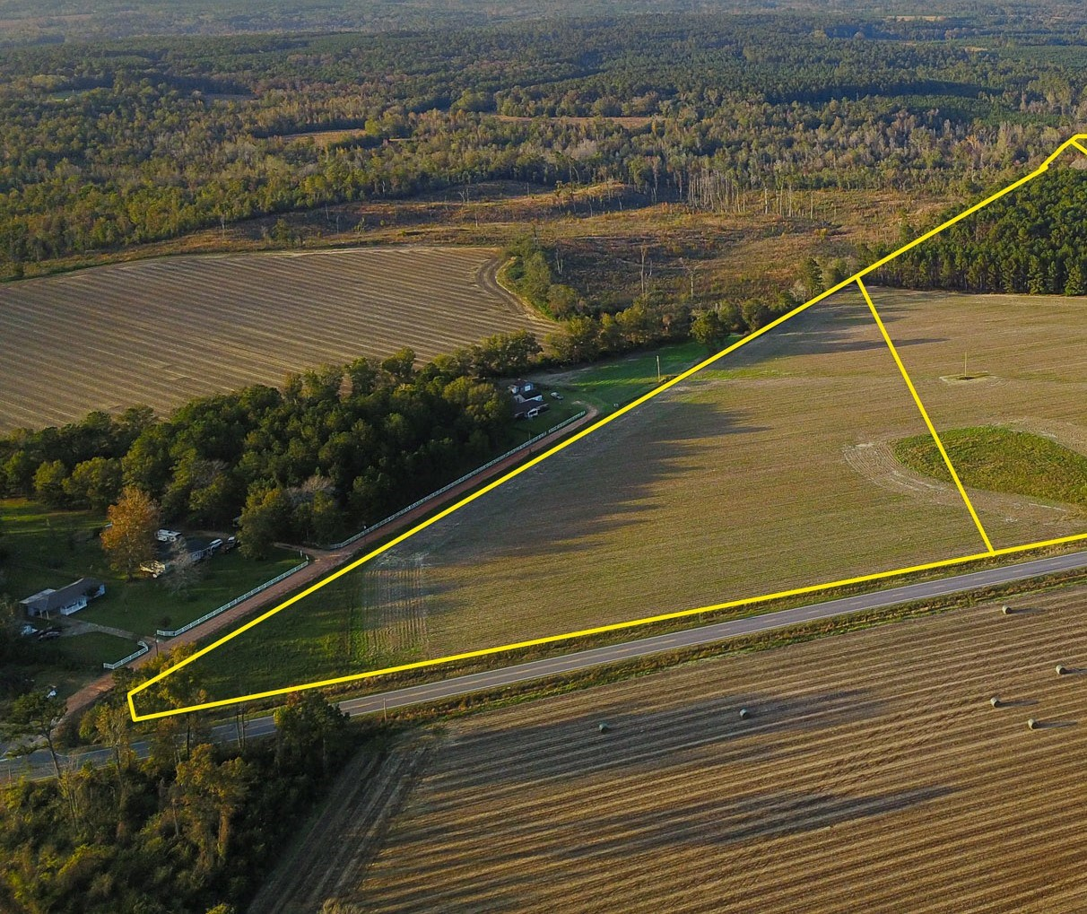10 Acres E Highway 52 for sale Columbia, Alabama