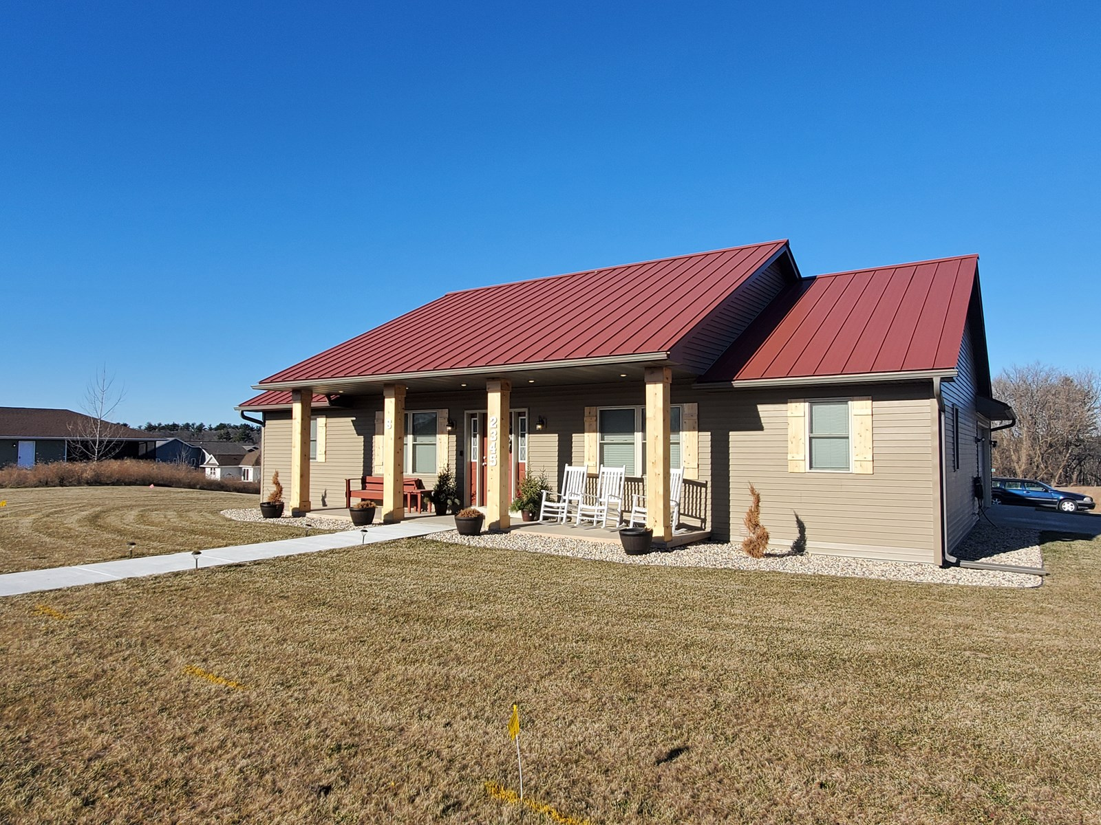 Ranch Home For Sale in Waupaca County