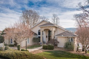 GORGEOUS LAKEFRONT HOME FOR SALE IN ABINGDON VA