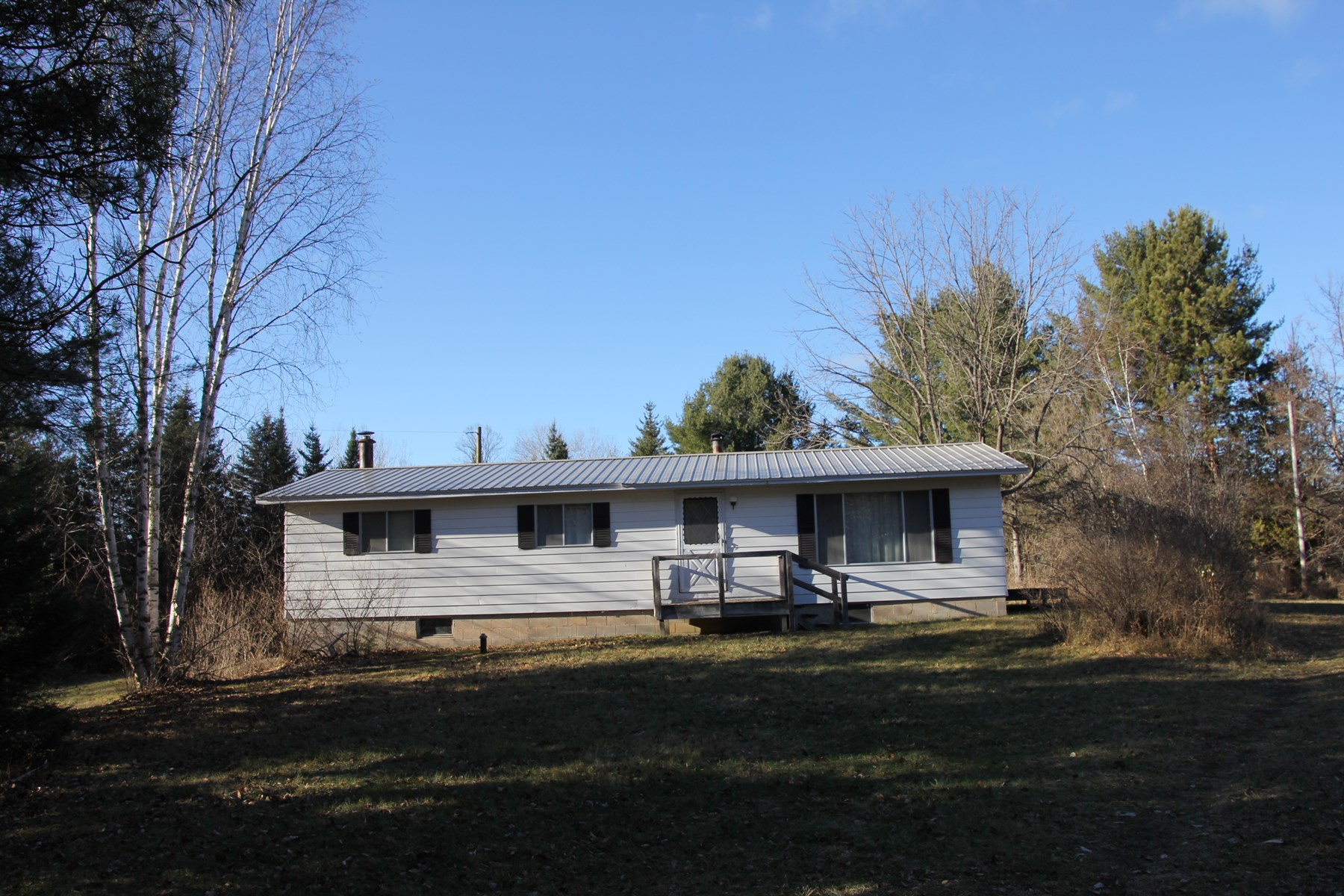Michigan Hunting Property For Sale Presque Isle County MI