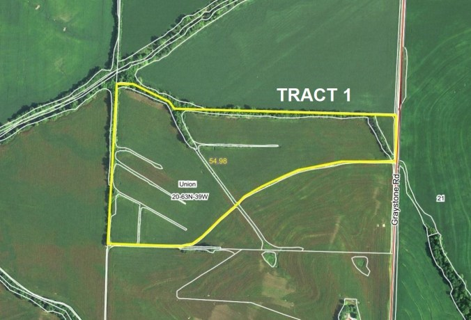 83+/- Acres, Highly Tillable, Holt County – Excellent!