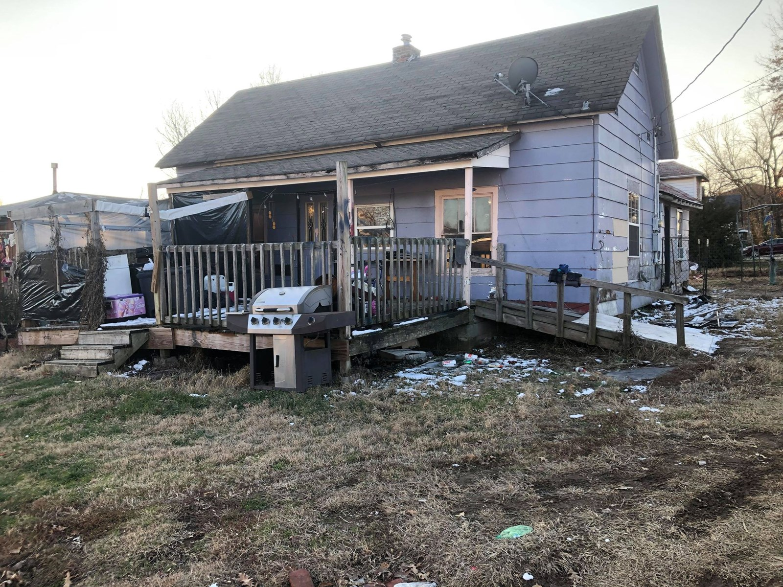 Fixer upper house for sale in Ava Mo!