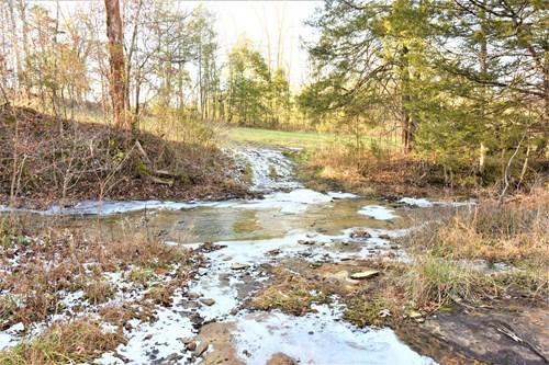 Perfect Home Site, 200 ac 'Playground', Timber, Creeks, ATVs