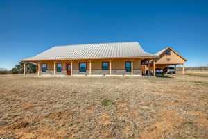 COUNTRY LIVING ON 11 ACRES JUST MINUTES FROM TOWN!