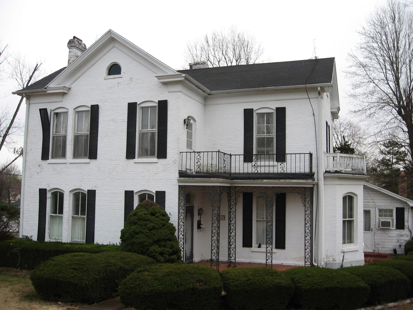 2 STORY BRICK HOME BUILT IN 1850: