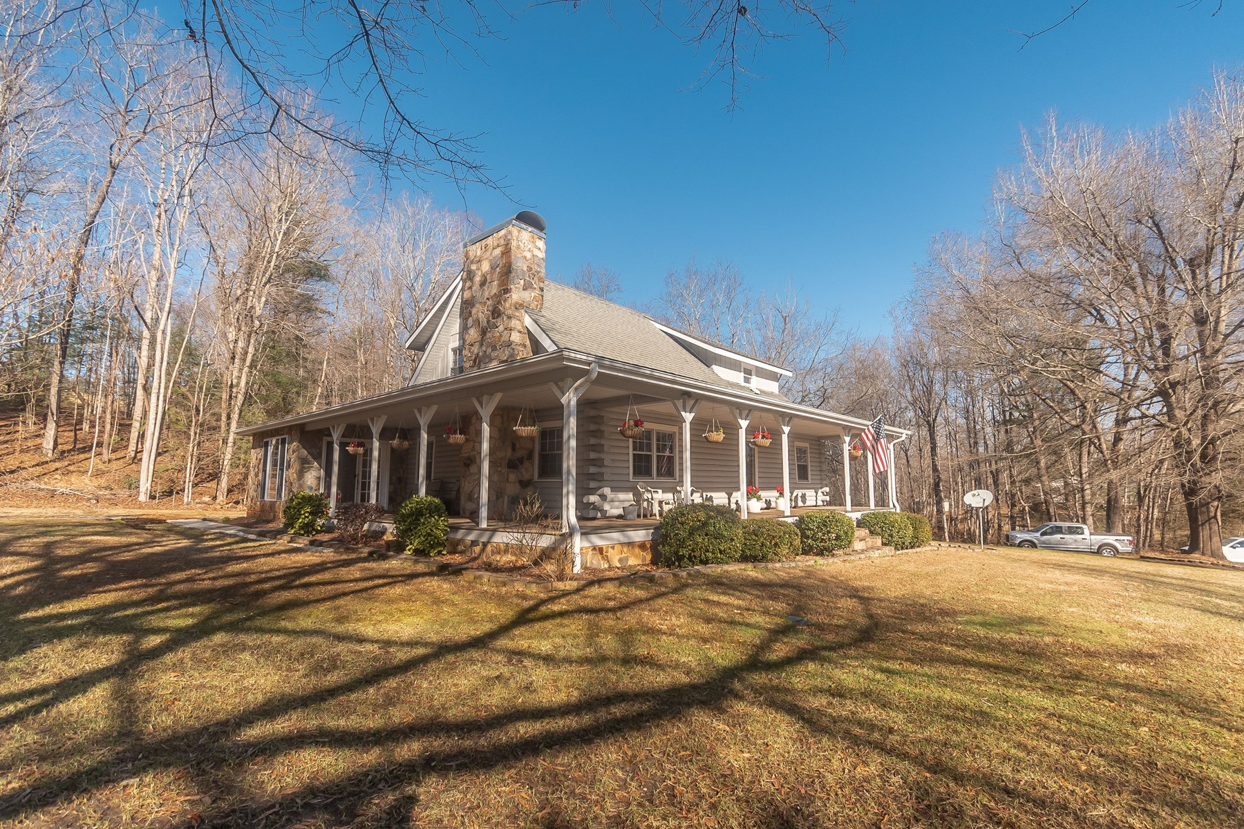 Country Home for sale in Mount Airy NC