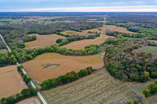 Kansas Hunting Land For Sale