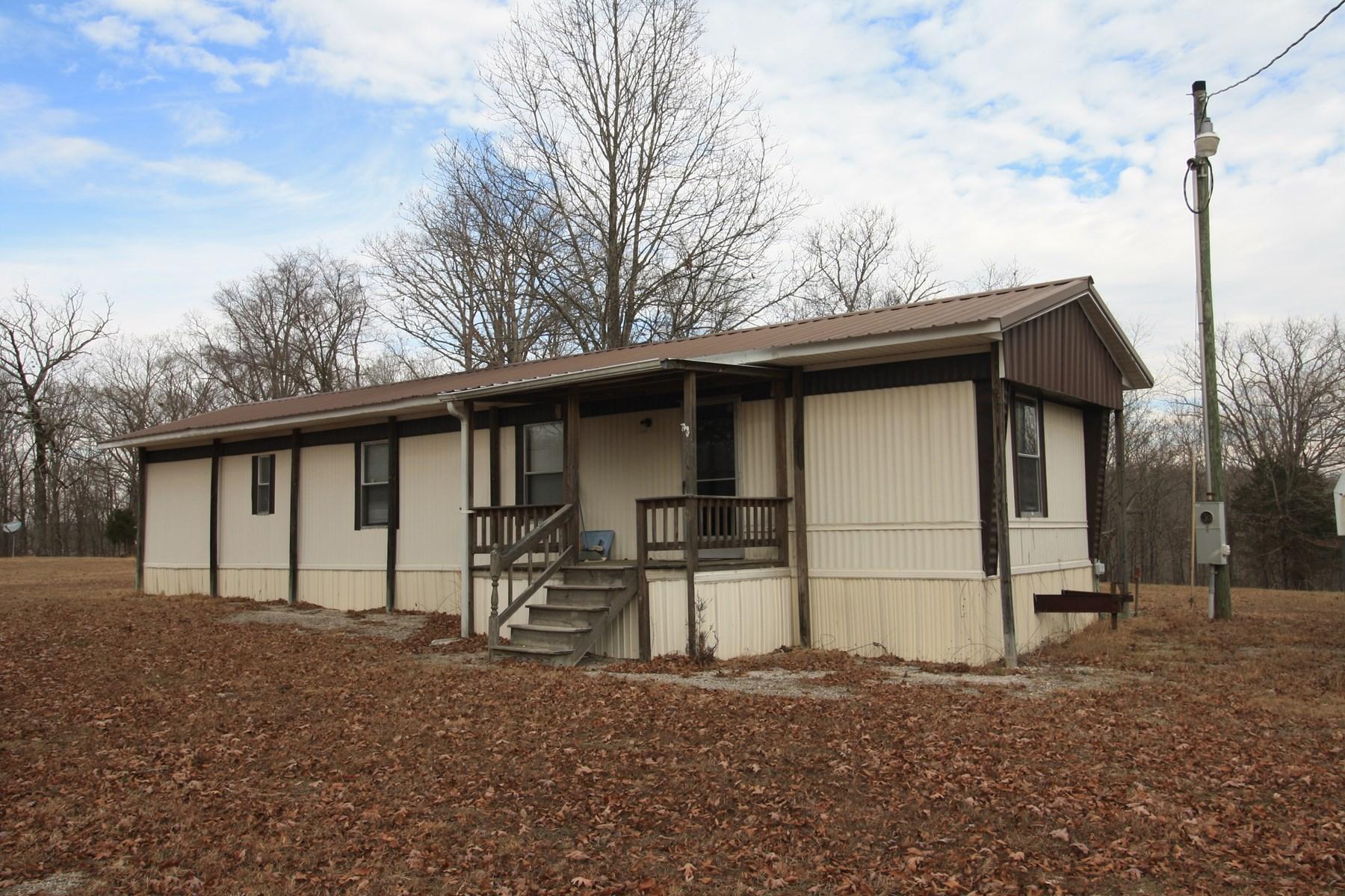 Greenville Missouri Recreational Real Estate for Sale