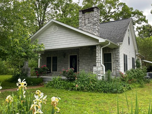 Historic home for sale in north central arkansas