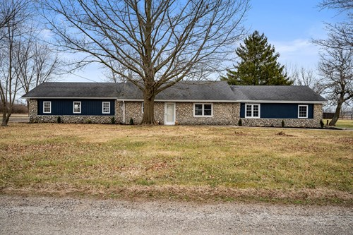Country Home for Sale Albany, Indiana