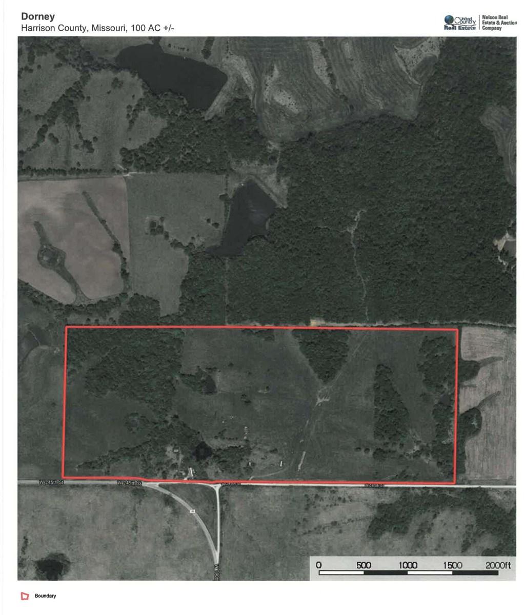 Land for Sale in Northwest Missouri