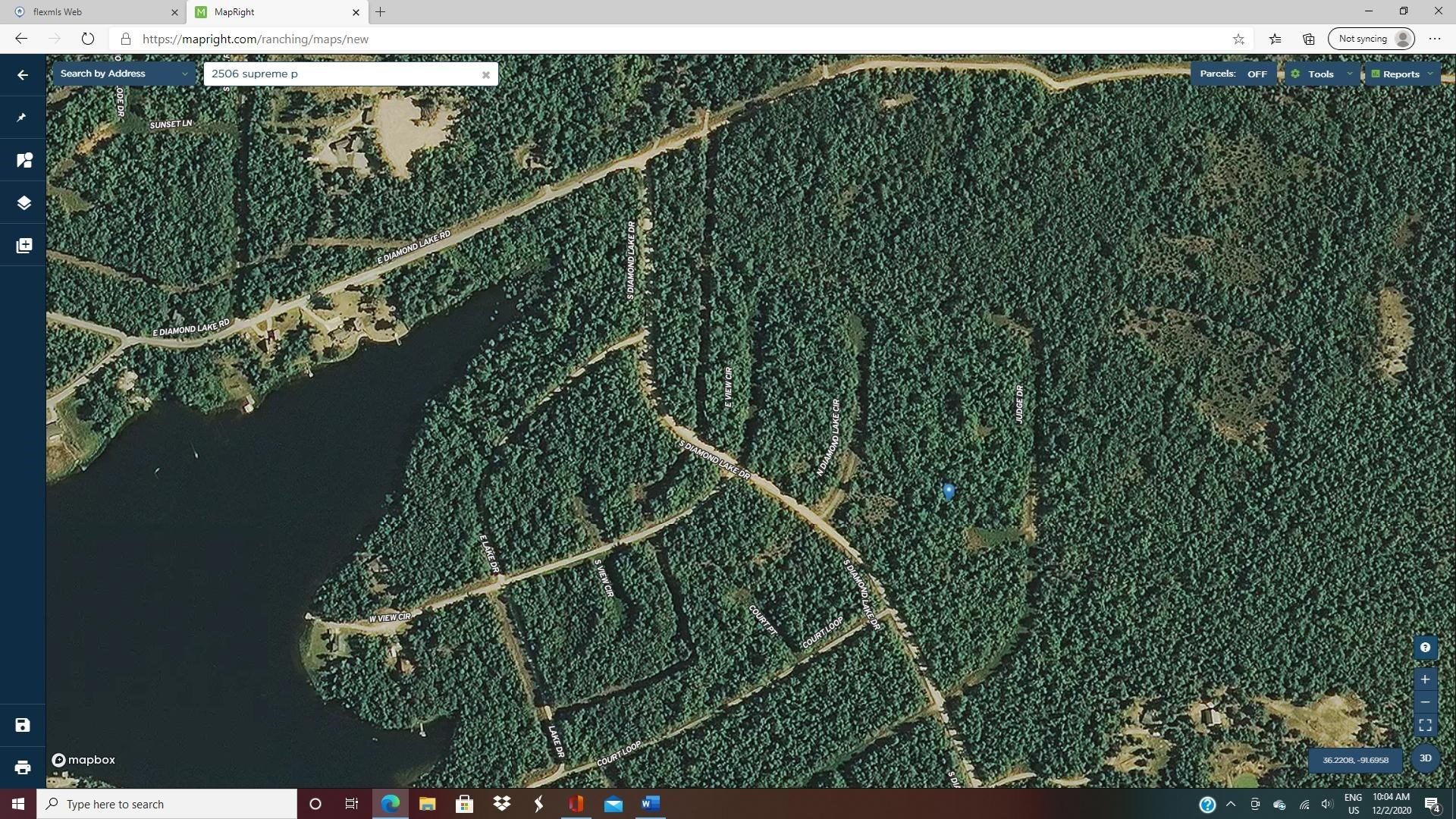 Lot for Sale in Horseshoe Bend AR