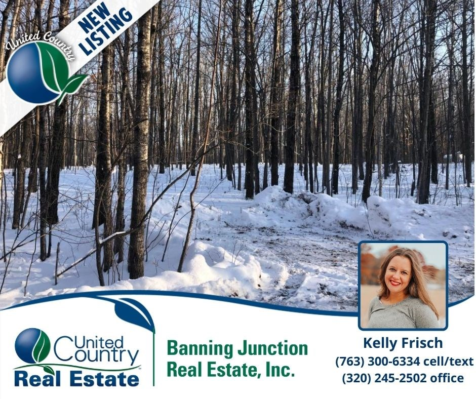 Small Acreage For Sale in Northern MN, Pine County Land