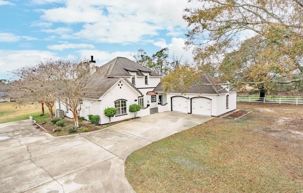 4 Bed/4 Bath Home for Sale Carriere, Pearl River County, MS