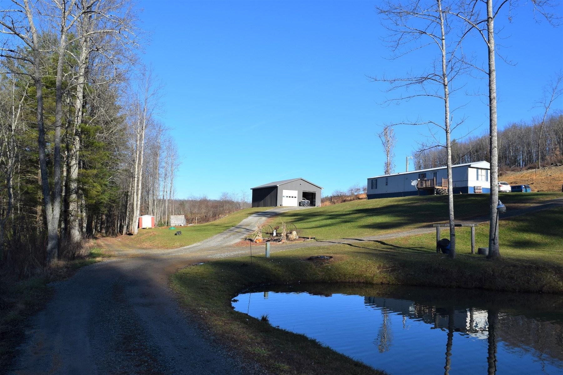 Farm for Sale in Floyd VA!