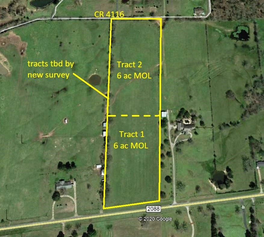 6 ACRES QUITMAN, TX COMMERCIAL RESIDENTIAL LAND WOOD COUNTY