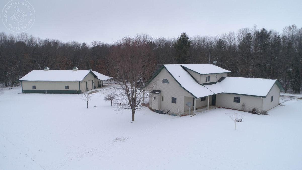 Gentleman's Estate For Sale Adams County, WI