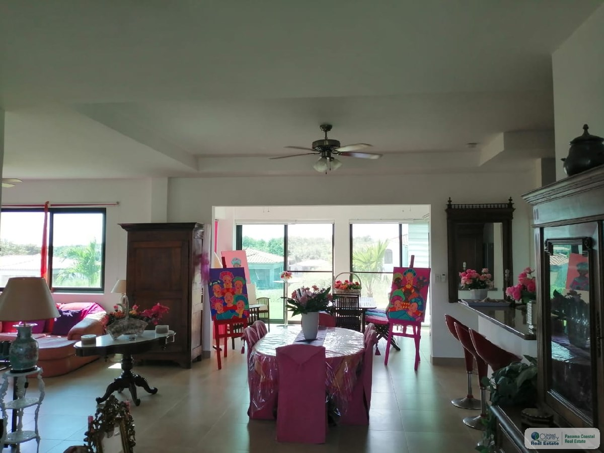 HOUSE FOR SALE IN HACIENDA PACIFICA SAN CARLOS PANAMA OESTE
