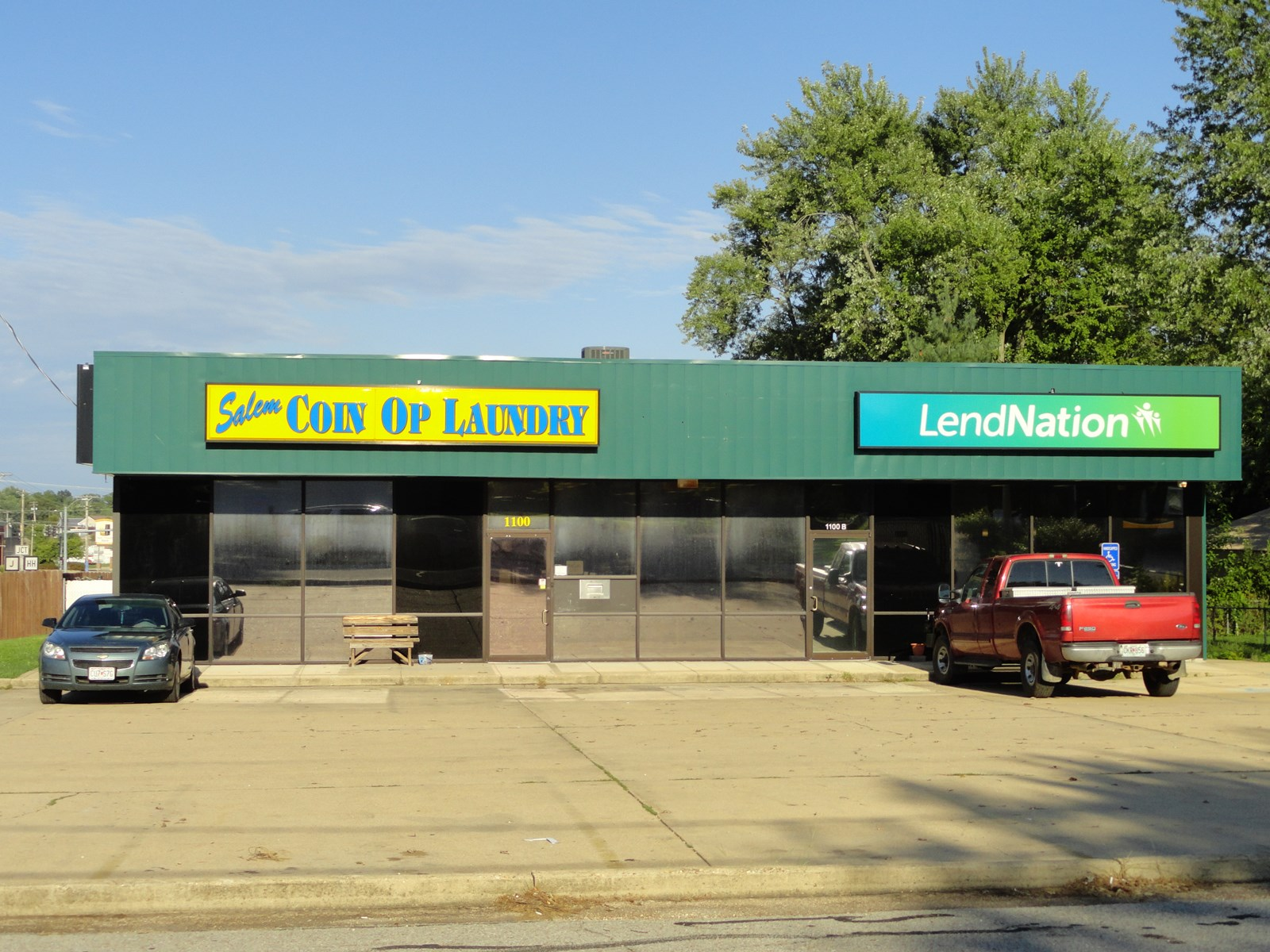 3500 sq ft of Investment Property located in Salem, MO.