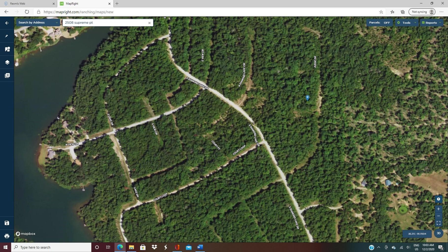 Lot for Sale in Horseshoe Bend, AR
