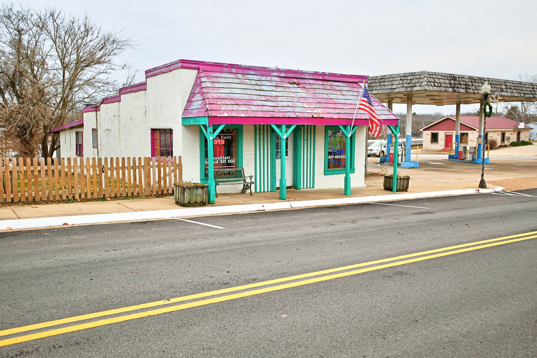 Cafe for Sale In Willow Springs, MO