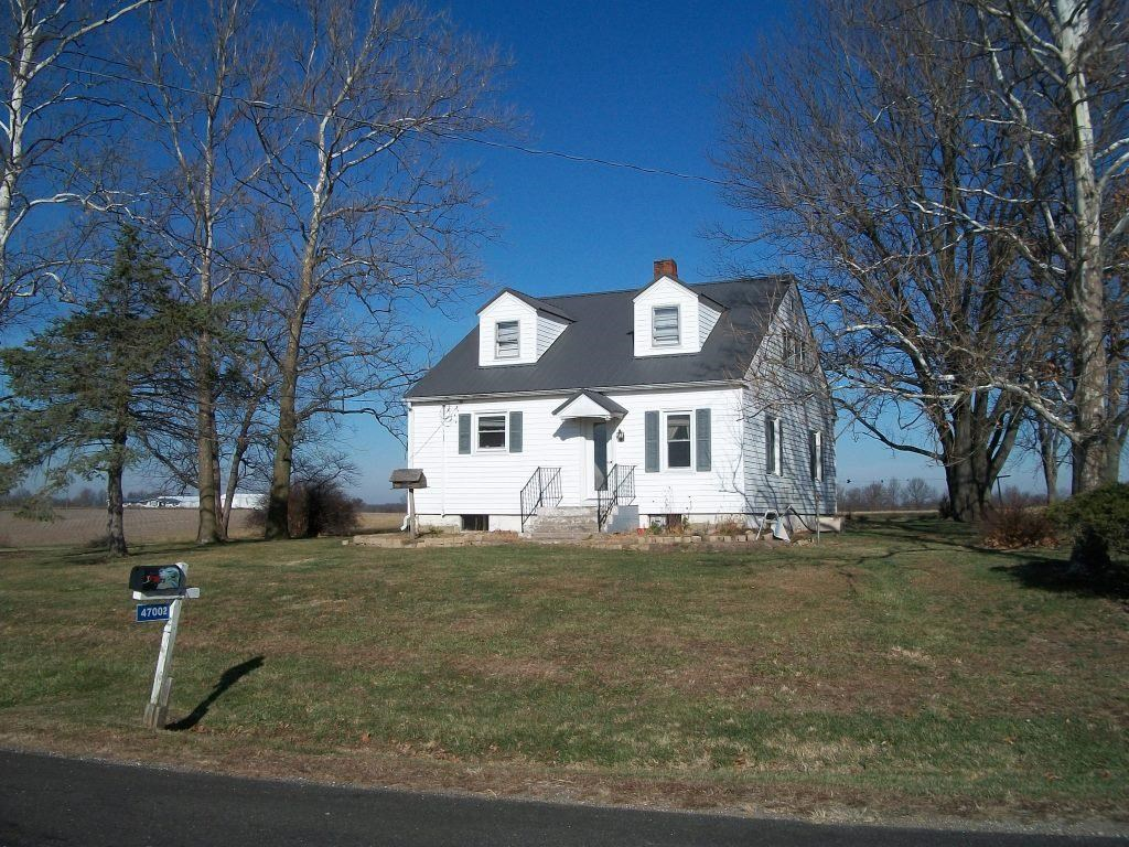 Country Living on 3 acres in Knox County