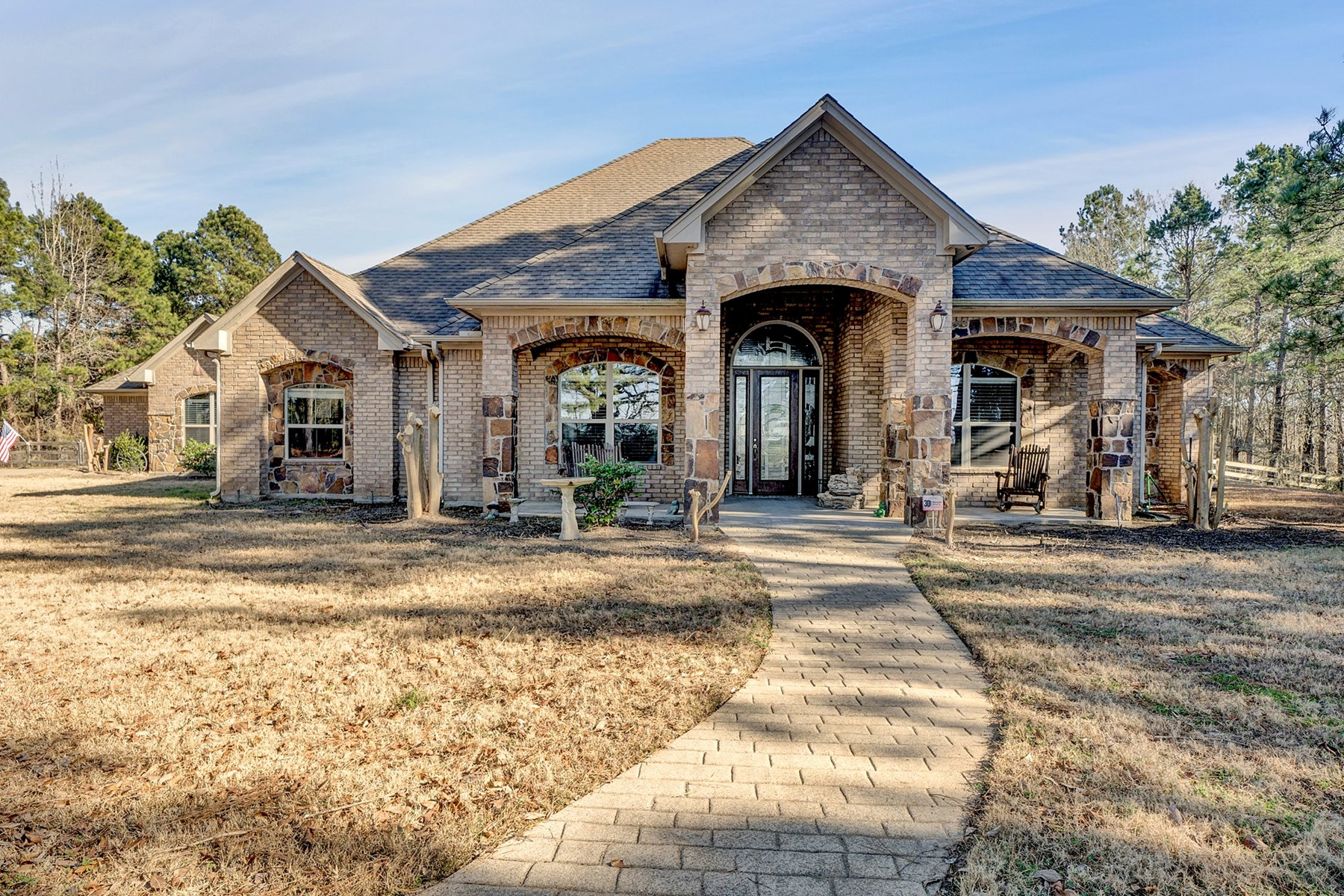 Country Home For Sale Harleton ISD Texas