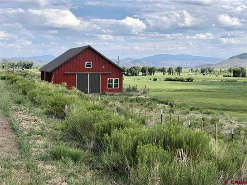 Gunnison Mountain Ranching Operation - 5048 County Road 730