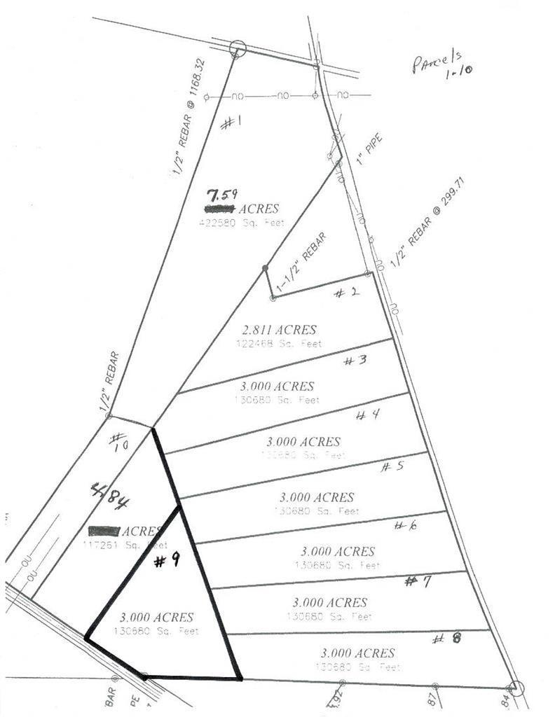 3 Acres Tract in Pittsylvania County, VA