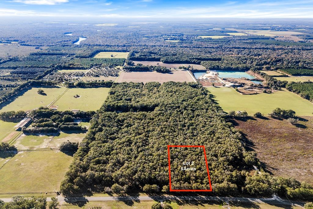 5 ACRES IN BELL, FL