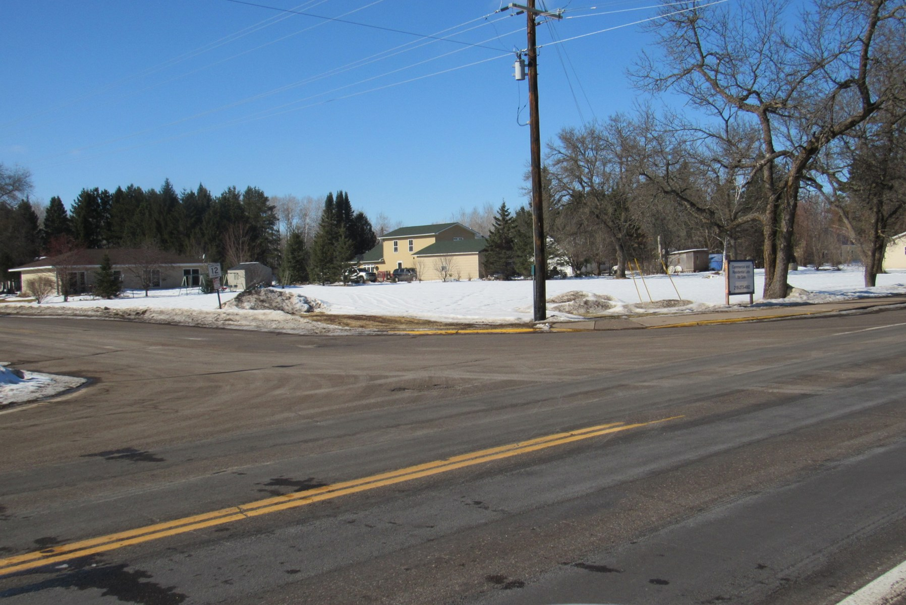 Corner Lot for Sale in Kettle River | Residential Lot