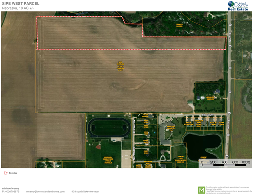 NEBRASKA FARM AND DEVELOPMENT LAND FOR SALE UNITED COUNTRY