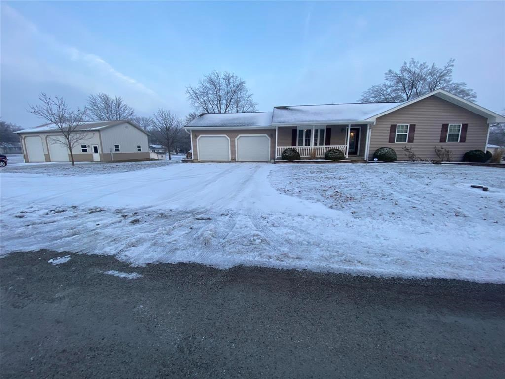 Very Nice Home On Quiet Street w/Large Detached Shop