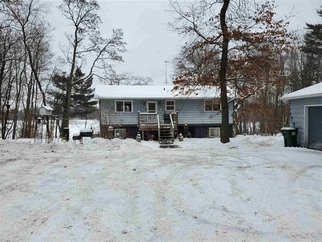 Lake Home For Sale in Waupaca County