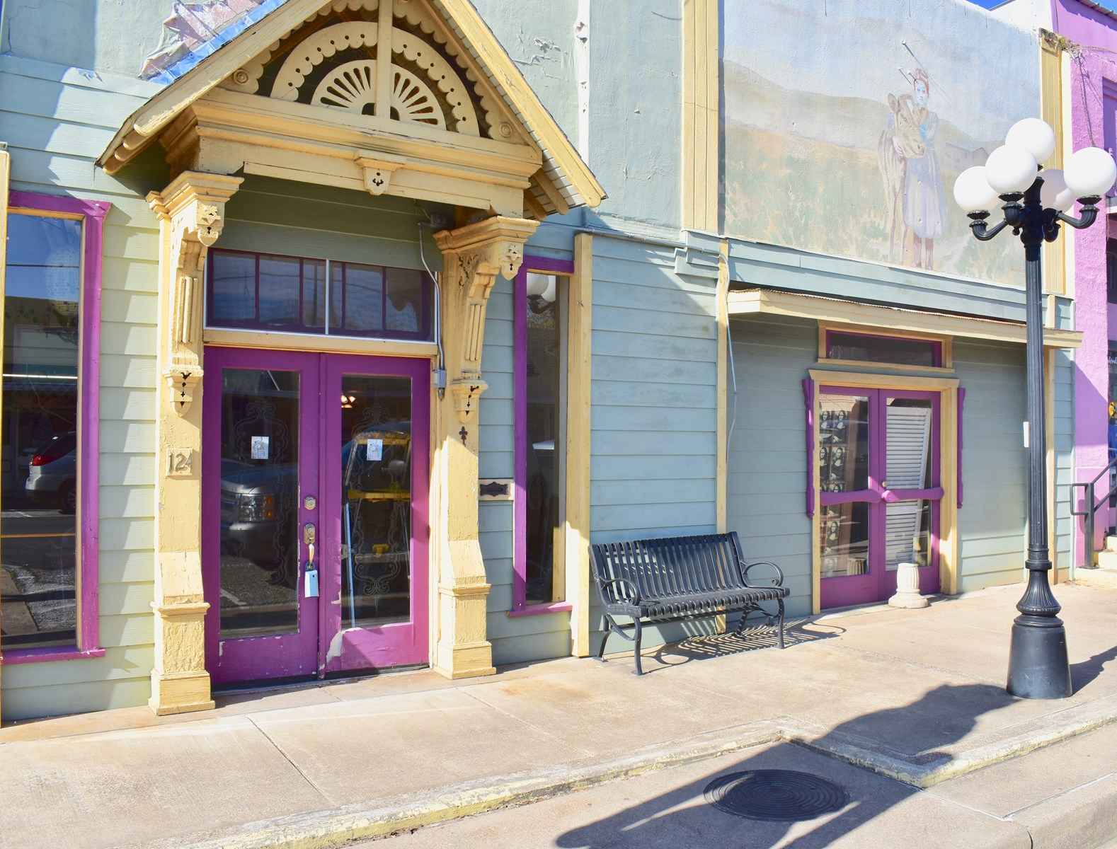 Commercial Property In DownTown Gladewater, Texas