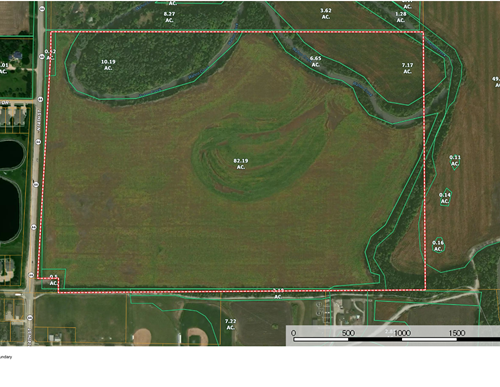 NEBRASKA FARM & DEVELOPMENT LAND FOR SALE BY UNITED COUNTRY