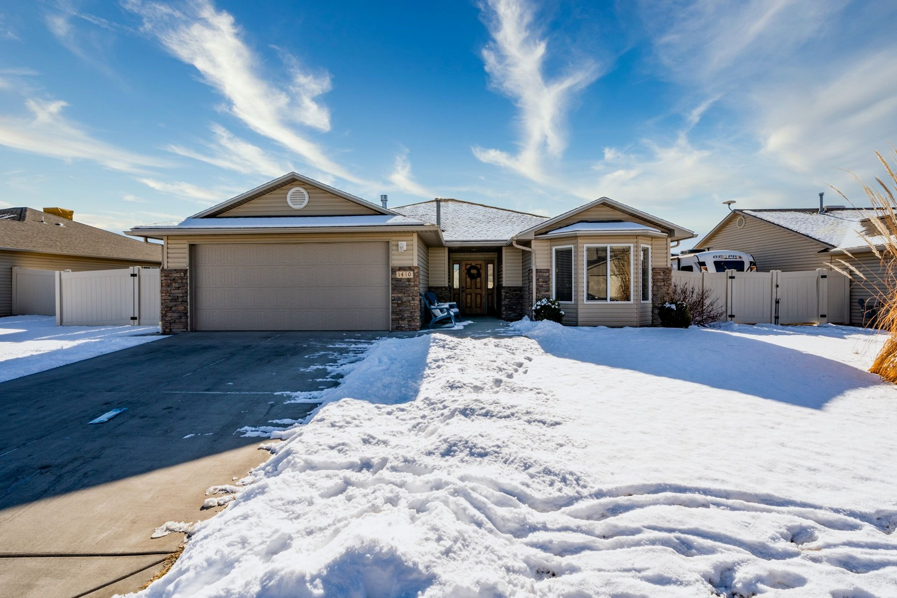 Home with Views for Sale in Fruita Colorado