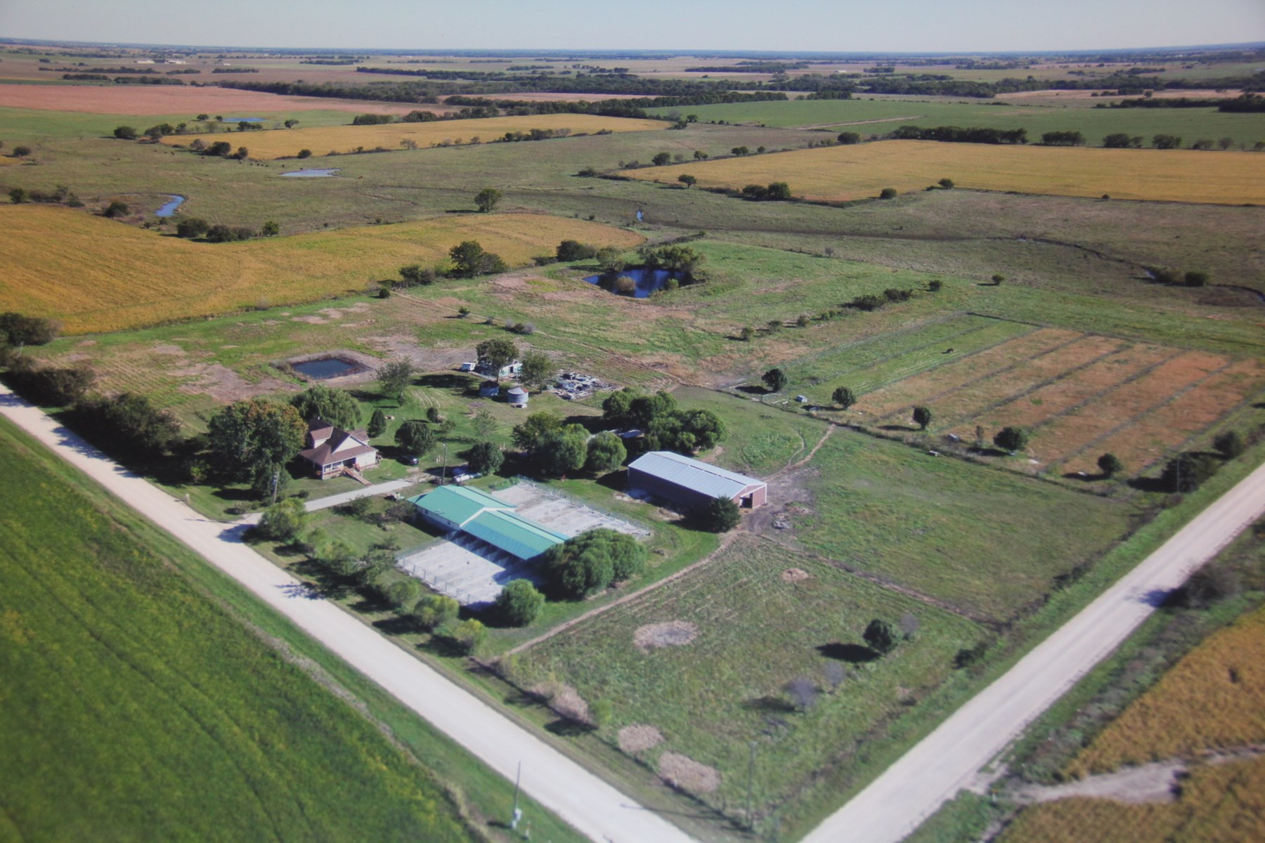 Hobby Farm For Sale In Allen County Kansas