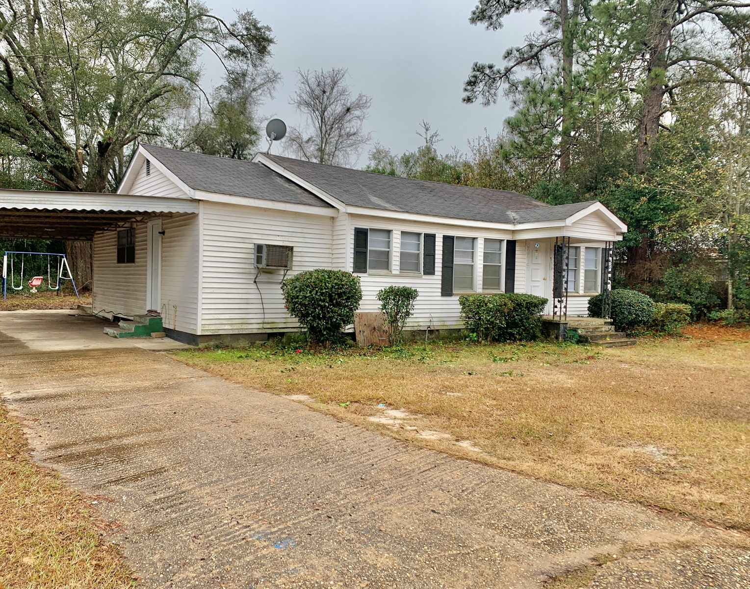Home For Sale Geneva Alabama - David Miller United Country